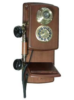 Телефон-ретро настенный