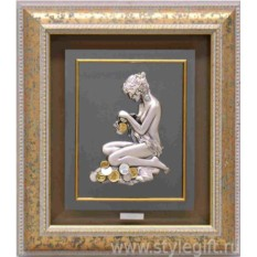 Картина Богиня Удачи (37х42 см)