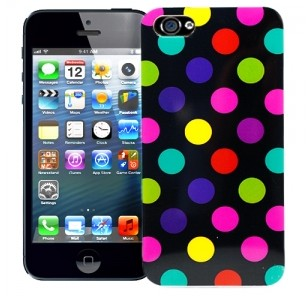 Чехол для iPhone 5 Peas, разноцветный