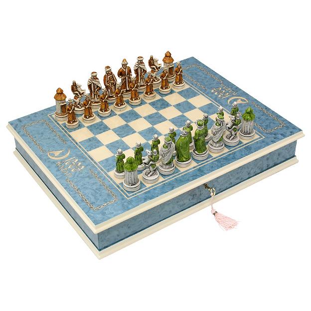 Подарочные шахматы 1000-летие Казани