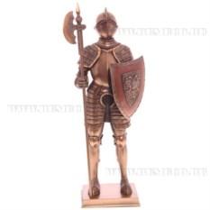 Декоративная фигурка Рыцарь (со щитом)