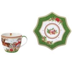 Чайная пара Новогоднее настроение