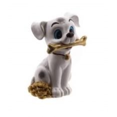 Копилка Собака с косточкой