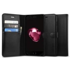 Чехол-портмоне для iPhone 7 Plus Valentinus Black