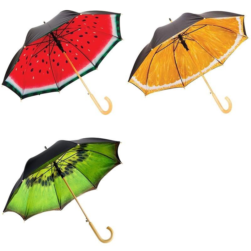 Зонт-трость Фрукты