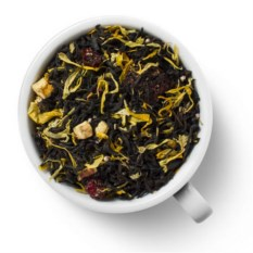 Черный ароматизированный чай Знаки зодиака. Телец