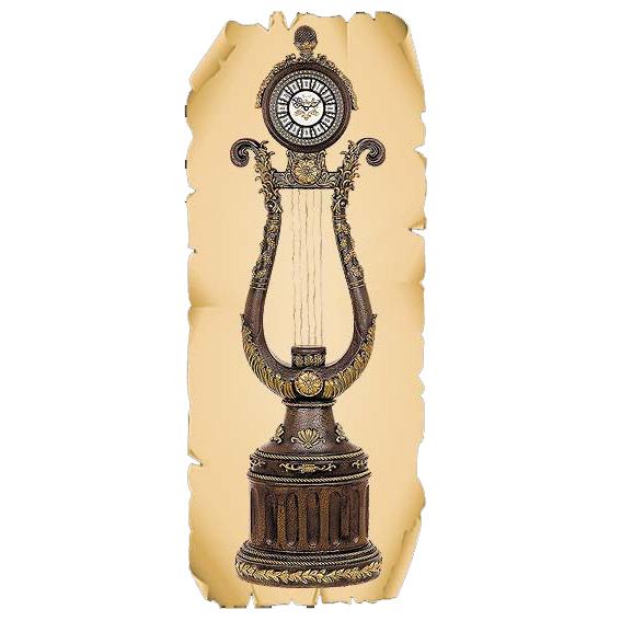 Часы напольные Concordia