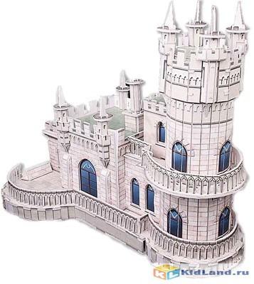 3D Пазл  Ласточкино гнездо
