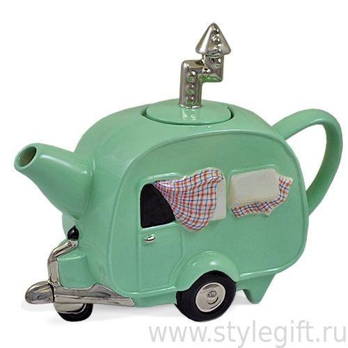 Чайник Домик путешественника