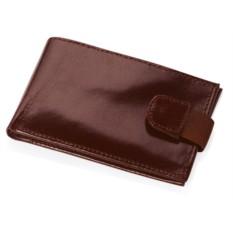Визитница с отделениями для кредитных карт