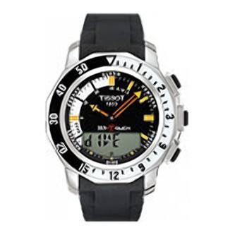 Мужские наручные швейцарские часы Tissot
