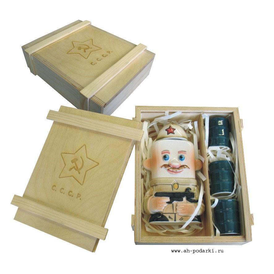 Подарочный набор СССР