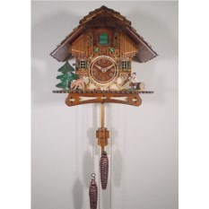 Настенные часы с кукушкой Trenkle