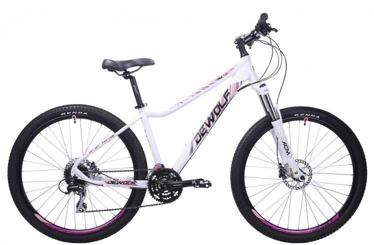Горный велосипед Dewolf TRX 150 (2016)