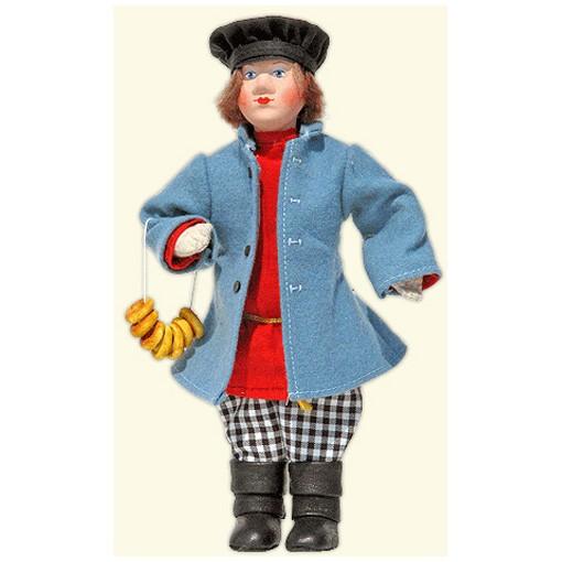 Кукла «Мальчик с баранками»