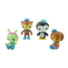 Игрушки Команда Octonauts