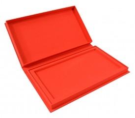 Кашированная подарочная коробка для сувенира