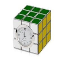 Настольные часы «Кубик Рубика»