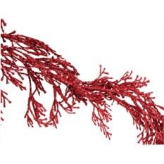 Красная гирлянда Сверкающий всплеск