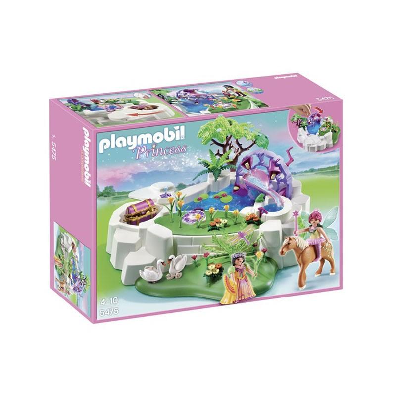 Игровой набор Замок кристалла. Волшебное озеро, Playmobil