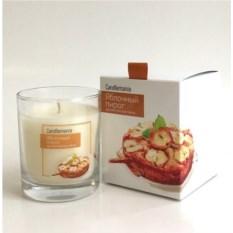 Ароматическая свеча Candlemania «Яблочный пирог»