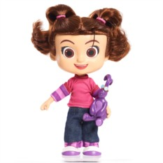 Кукла с аксессуарами Катя и Мим-Мим