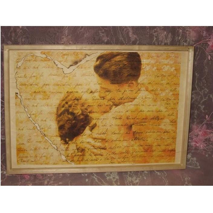 Столик для завтрака в кровати «Незабываемый Поцелуй»