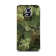 Чехол для Samsung Galaxy S5 Камуфляж