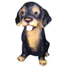 Декоративная фигура Щенок ротвейлера