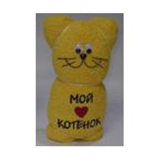 Полотенце «Мой любимый котик»