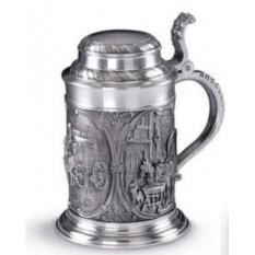 Кружка для пива из олова Kutschen
