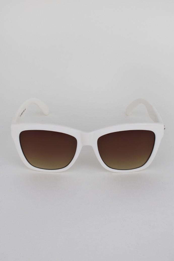 Очки солнцезащитные Боракай белые
