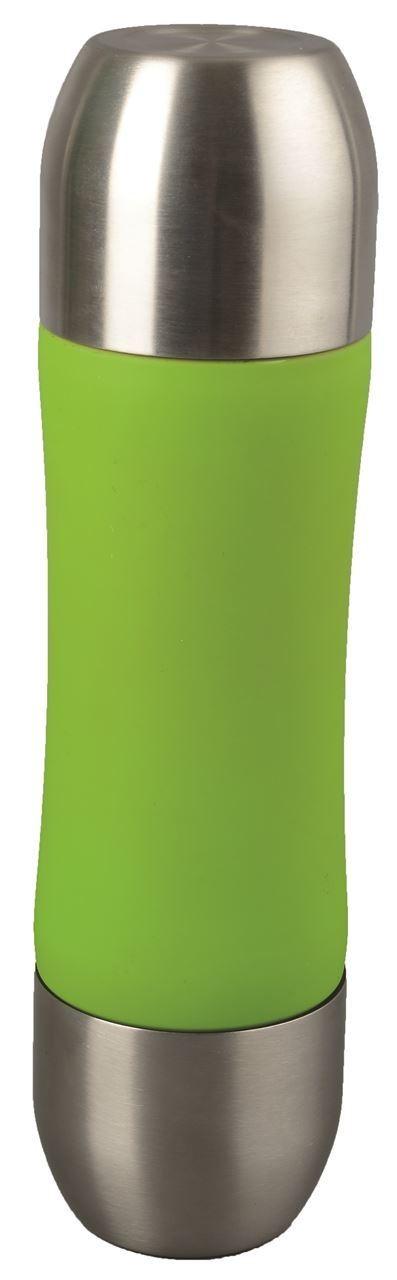 Термос «Твайн», зеленое яблоко/серебристый