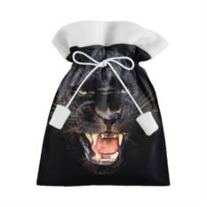 Новогодний 3D мешок Пантера