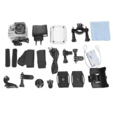 Экшн-камера SJCAM SJ4000 Wi-Fi Silver