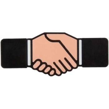 USB-флеш-карта «Рукопожатие», 4 Гб
