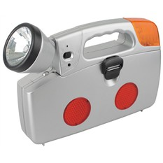 Автомобильный набор инструментов с фонарем (14 предметов)