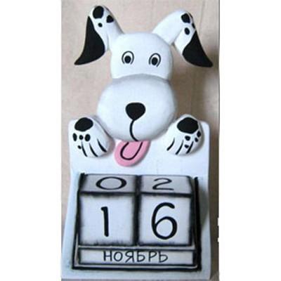 Календарь Собачка