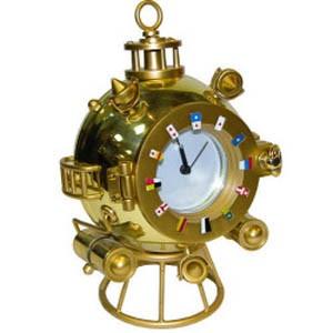 Часы настольные «Батискаф»