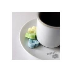 Фигурный сахар Сладкие сердца