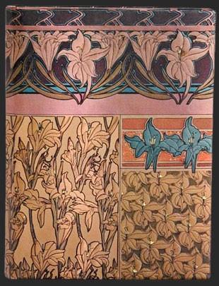 Записная книжка от Paperblanks Ирис