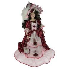 Кукла коллекционная Наталья, фарфор