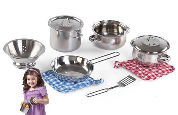 Детский набор посуды, STEP 2  (США)