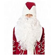 Борода и Парик для Деда Мороза