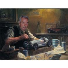 Портрет для машиностроителя