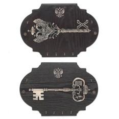Ключница-панно Ключ