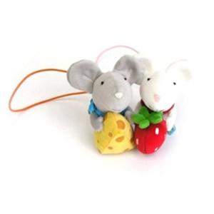 Держатель для штор «Мышки»