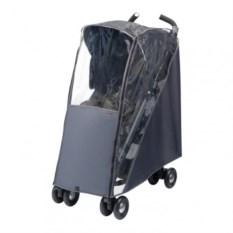 Дождевик для колясок Aprica Stick (прозрачный/черный)