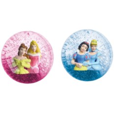 Прозрачный 3D мяч John Принцессы