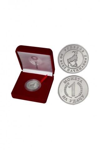Медаль №4 Коза